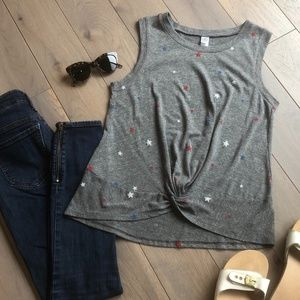 Adorable Star Muscle T-shirt